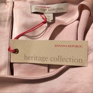 Banana Republic Tops - Banana Republic Dusty Rose Blouse Medium New
